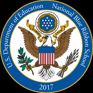2017 U.S. Department of Education National Blue Ribbon School