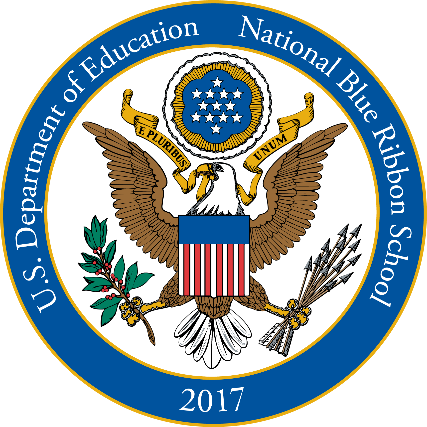 2017 U.S. Department of Education National Blue Ribbon School