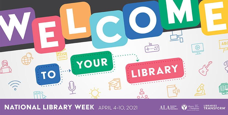 National School Library Week