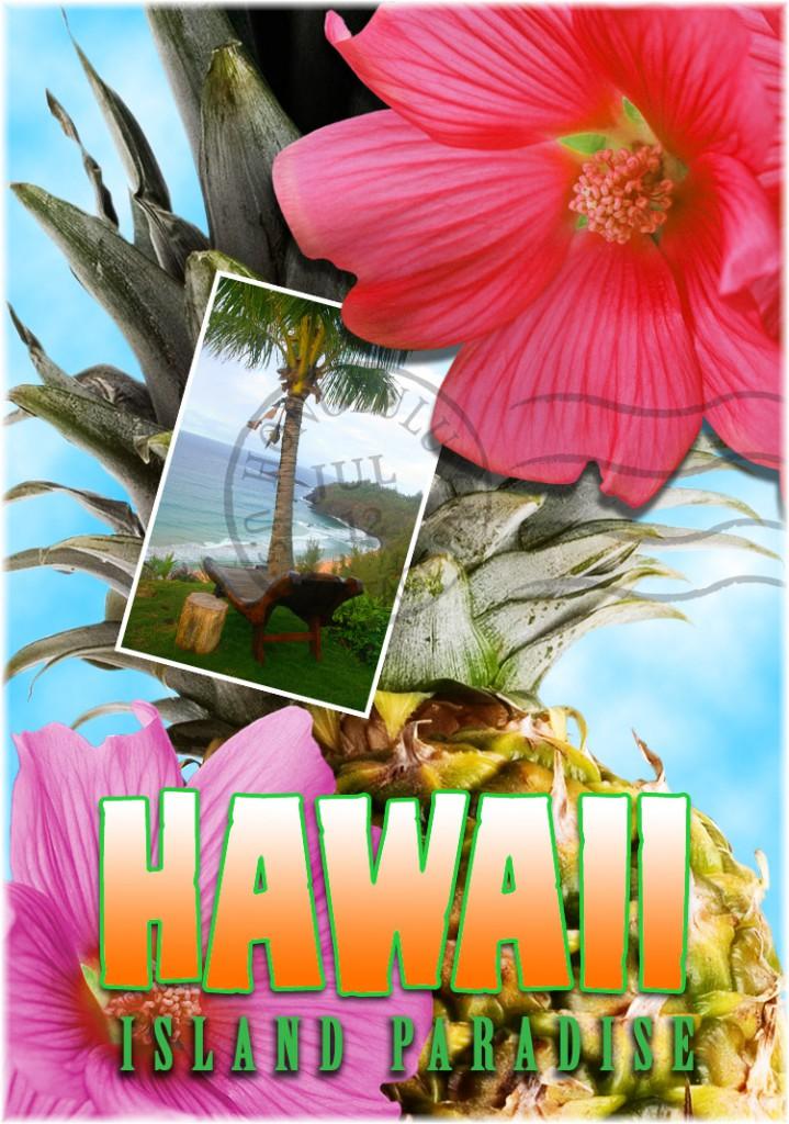 DunbarRHawaiiPostcard