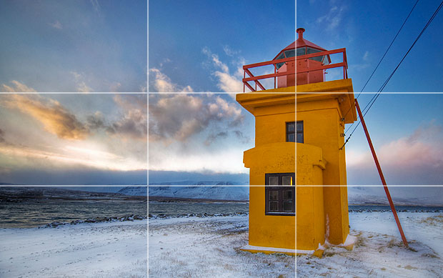 lighthouse-rule-of-thirds