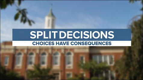 Image Source: NSTeens.org - Split Decisions