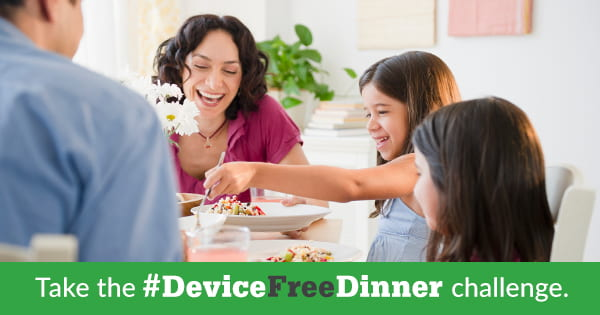 Device Free Dinner