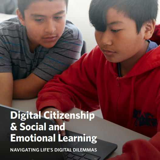 CSM Digital Citizenship and Social and Emotional Learning