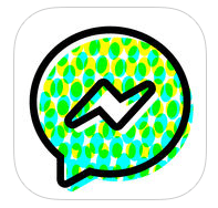 facebook Messenger Kids App Icon