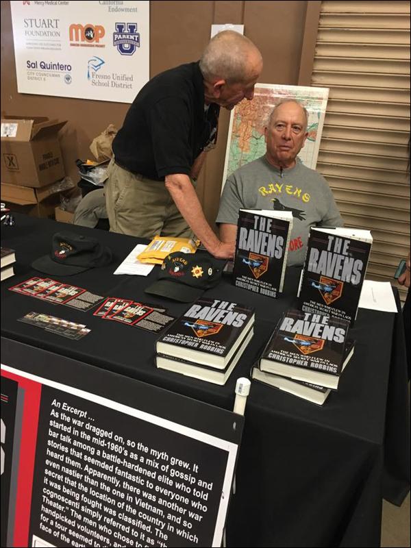 Tom Palmer and Gene Hamner - Raven Pilots