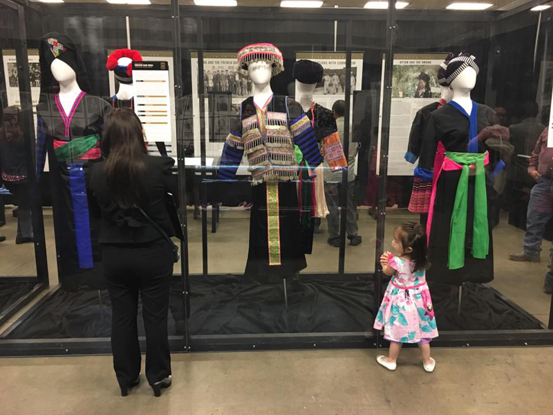You can never be too young to appreciate beautiful clothing