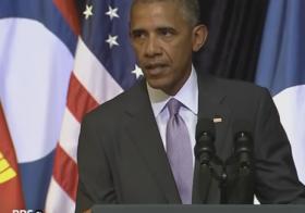 President Obama's Visit to Laos