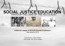 Going to California League of Schools Conference?
