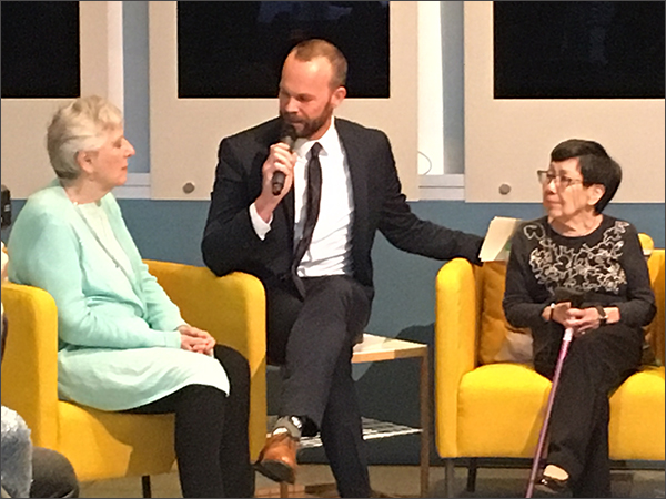 We'll Meet Again - Evening with Reiko Nagumo and Mary Frances with KVIE's Rob Stewart