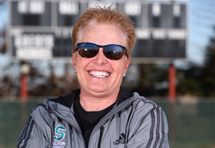 Celebrating Mary Jo Truesdale's winning softball record and career