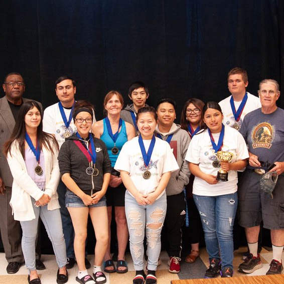 William Daylor High School Students Win 2018 Academic Bowl