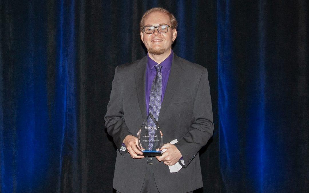 Elk Grove Unified School District Announces Math Teacher Michael Steele as a 2018 Teacher of the Year