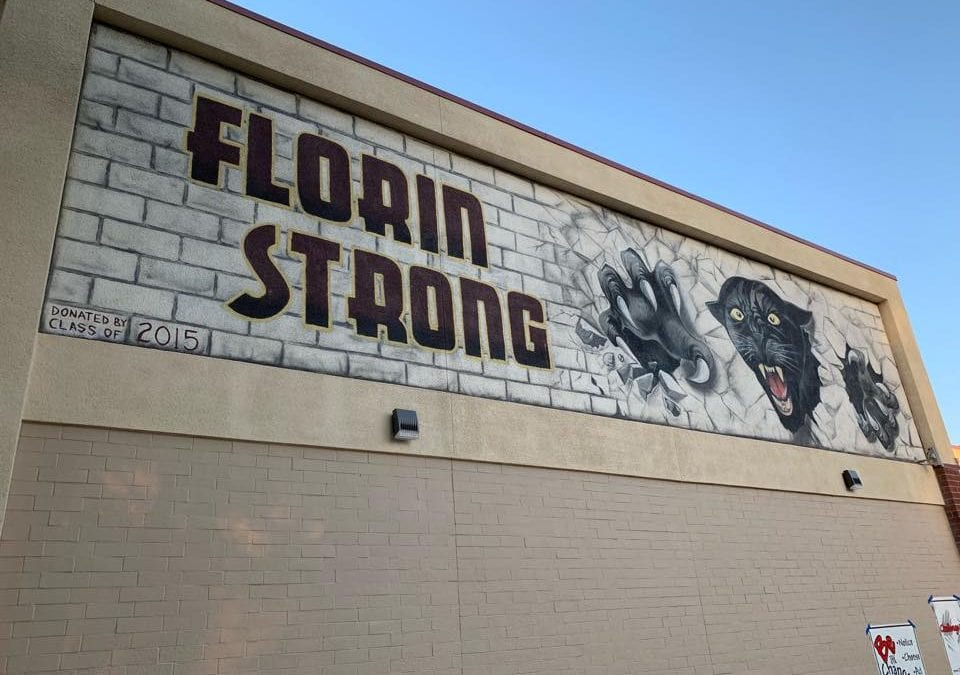 Florin High Panthers take a bite out of College Readiness with Courses and Programs Preparing Them for the Future
