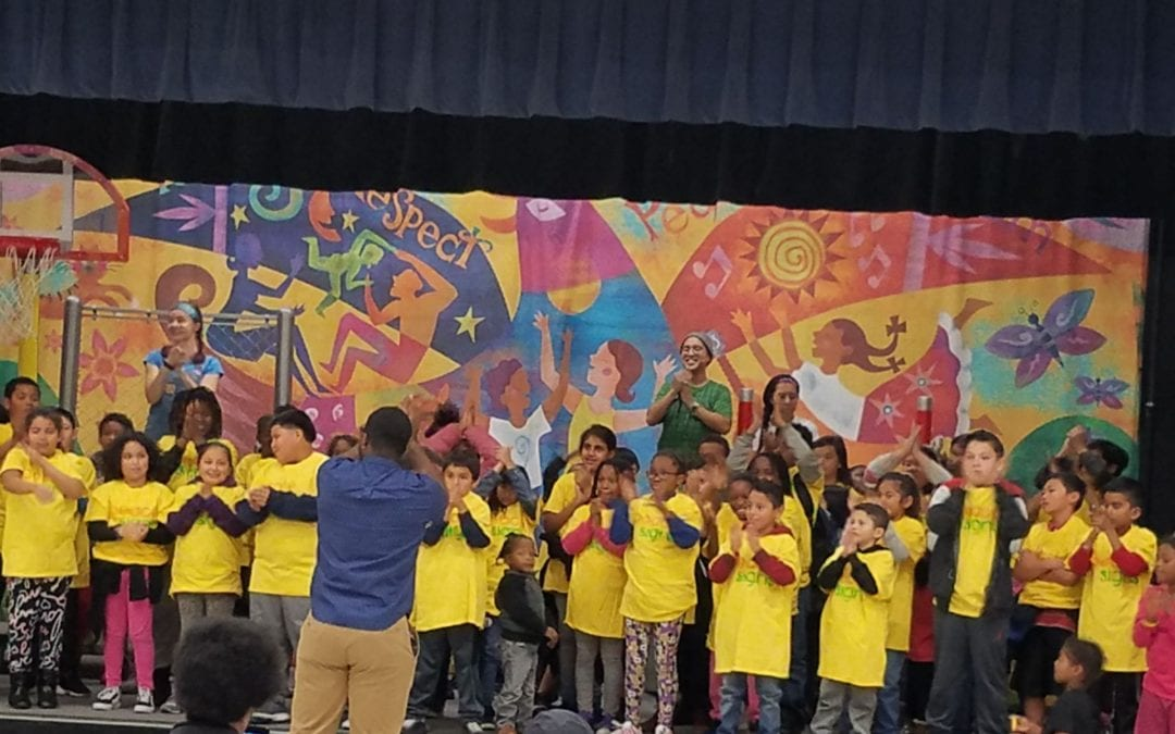 Union House Elementary Pioneers Push Against Bullying With Positive Conflict Resolution Program