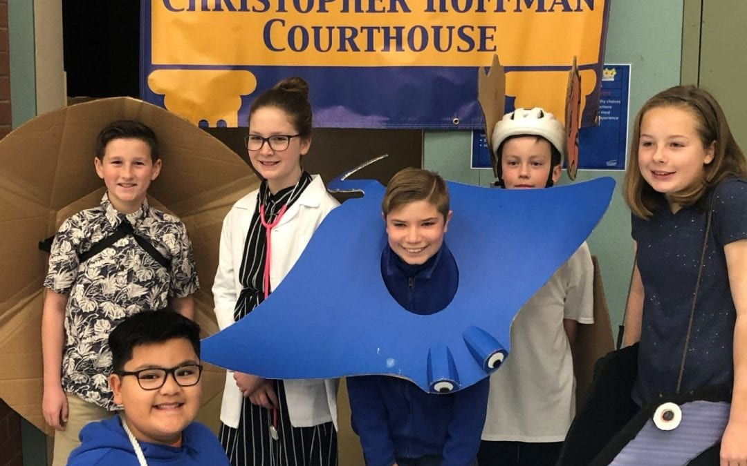 Mock Trials Bring the Court System to Life with Hands-on Learning Opportunity for Joseph Sims Elementary Stars