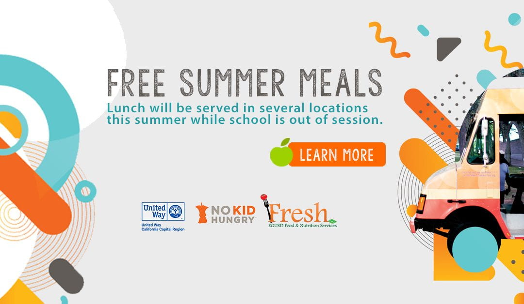 Elk Grove Unified to Serve Hundreds of Children Tasty Summer Meals