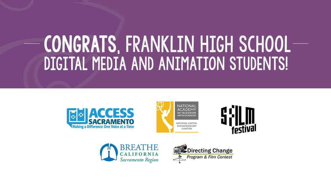 Franklin High School Students Sweep Top Awards From Multiple Competitions