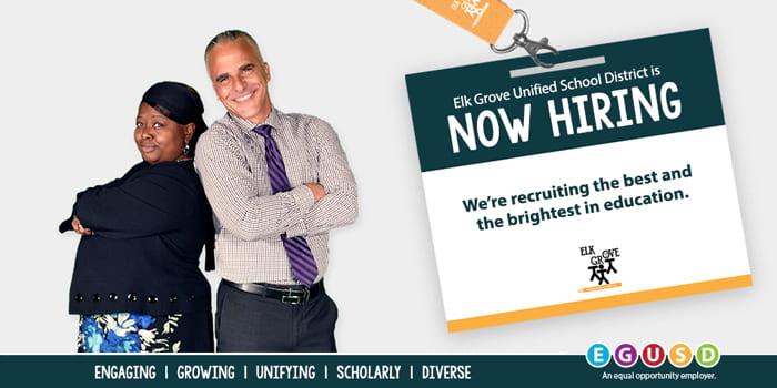 egusd virtual recruitment event