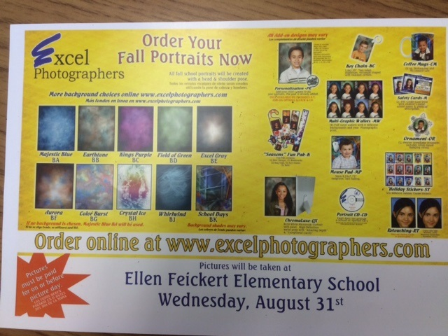 Student Pictures Aug. 31