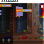 Screen shot from Candy Quest