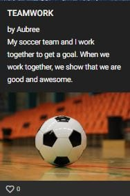 comments about teamwork