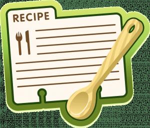 recipe card image