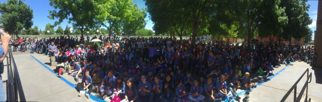 MESA Day Hosted by Prairie