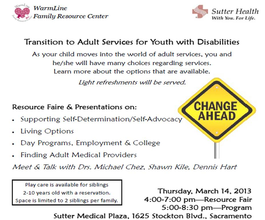 free adult youth education services