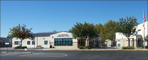 Photo of Roy Herburger Elementary School