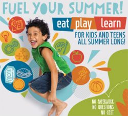 Click here for EGUSD's summer meal sites