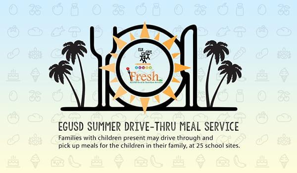 EGUSD Summer Meals Program