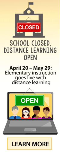 EGUSD Distance Learning Information