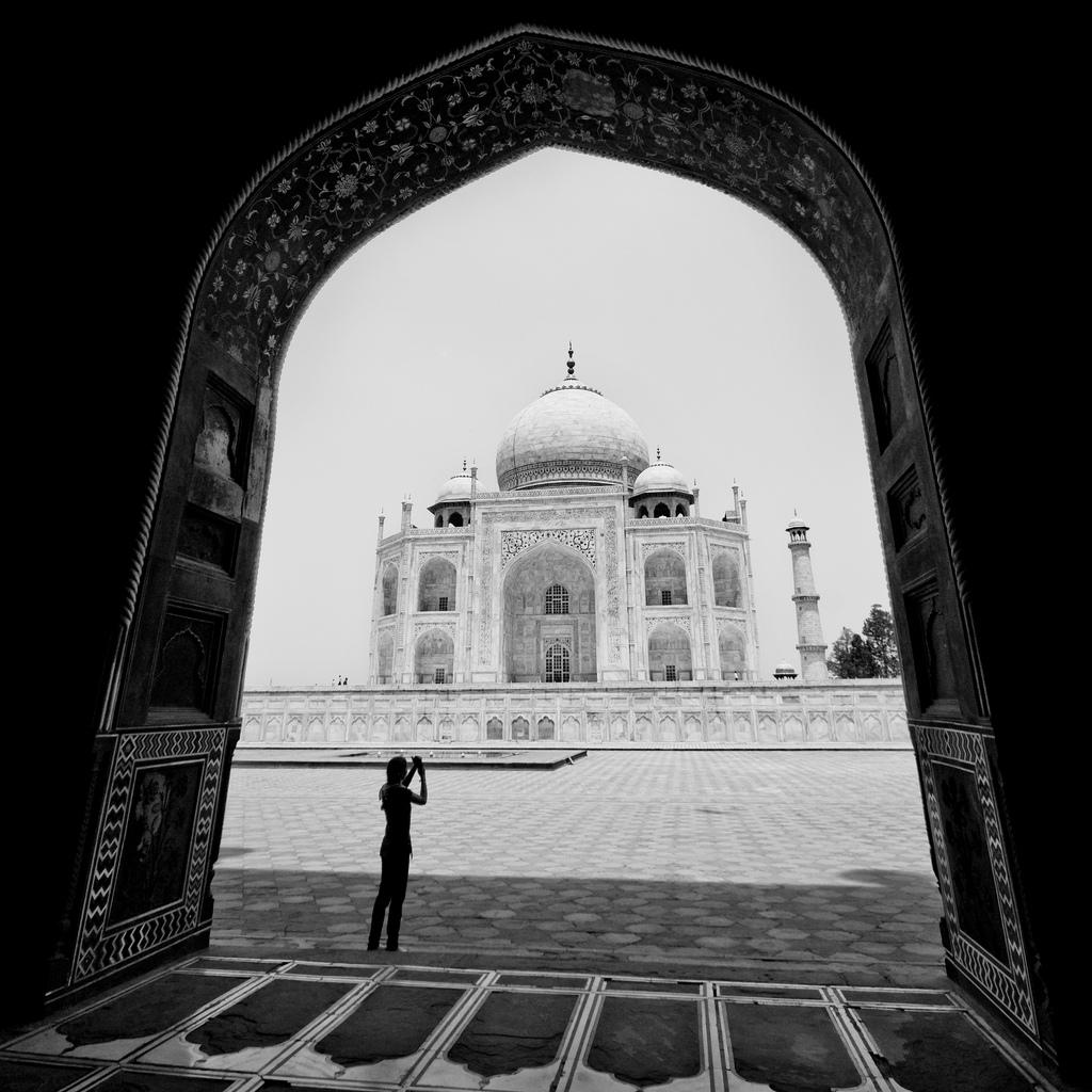 Frame photography