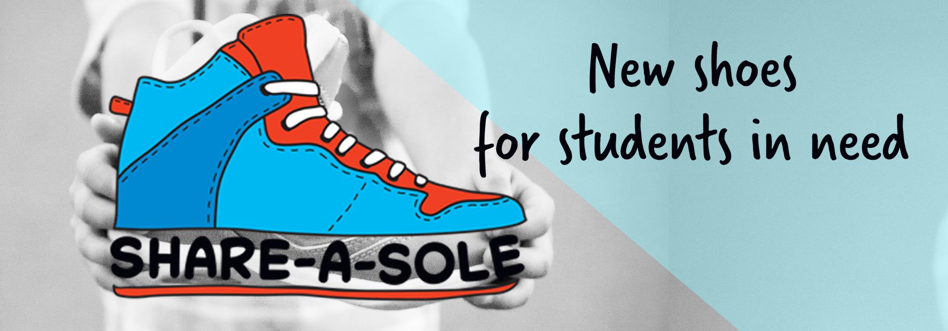 Share A Sole Shoe Drive Ellen Feickert Elementary School