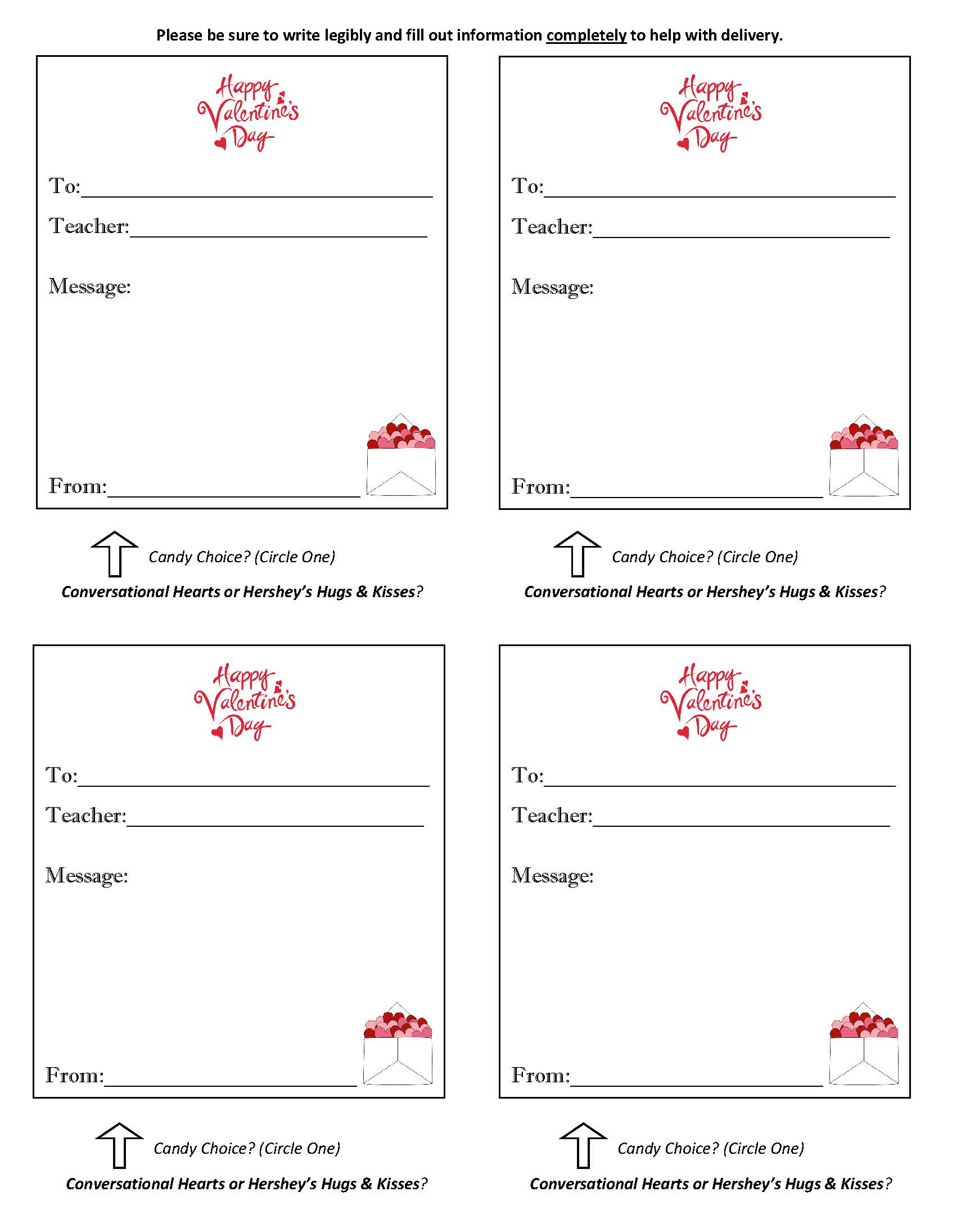 Candy Gram Template - 3000+ Eye Candy