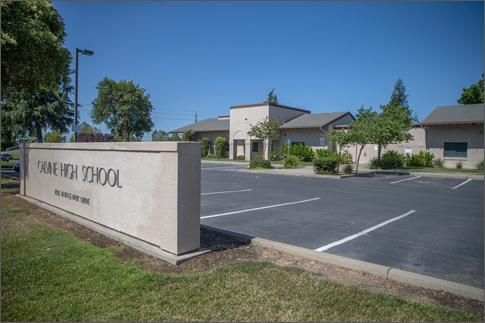 Photo of Calvine High School