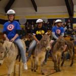 EGHS Donkey Basketball