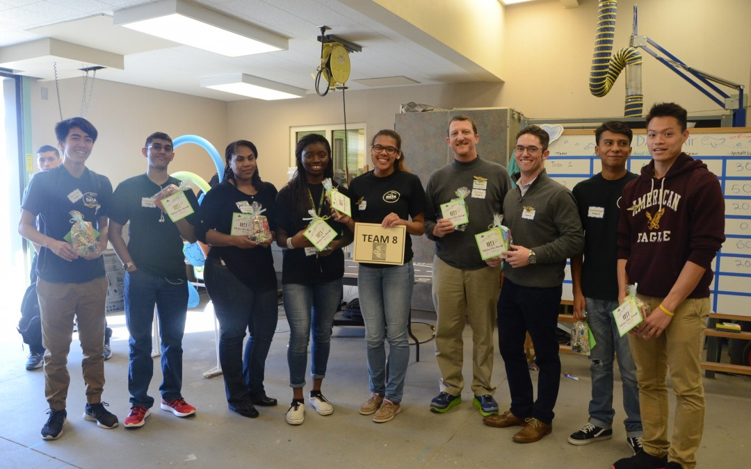 Taking Flight at Monterey Trail Design and Technology (DATA) Academy
