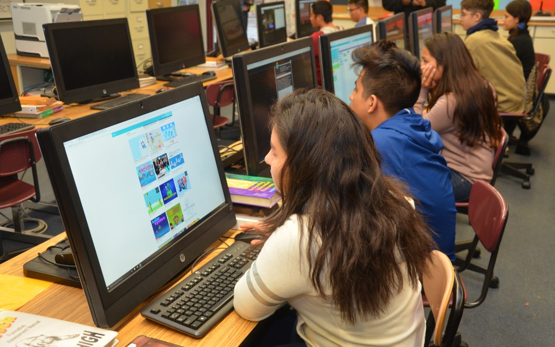 Tech Careers Academy Participate in Global Hour of Code Initiative