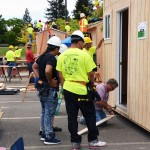 William Daylor High School Construction Trades Pathway Students