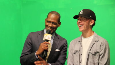 Anchors Away — Good Day Sacramento Newsman Job Swaps with Franklin Student