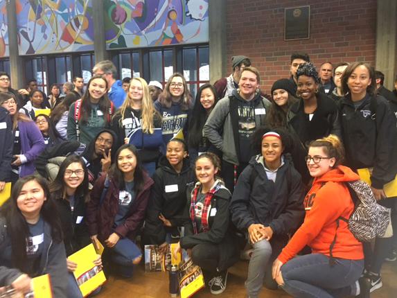 Elk Grove high school students dive deep into Arts Media and Entertainment Programs at Sacramento City College