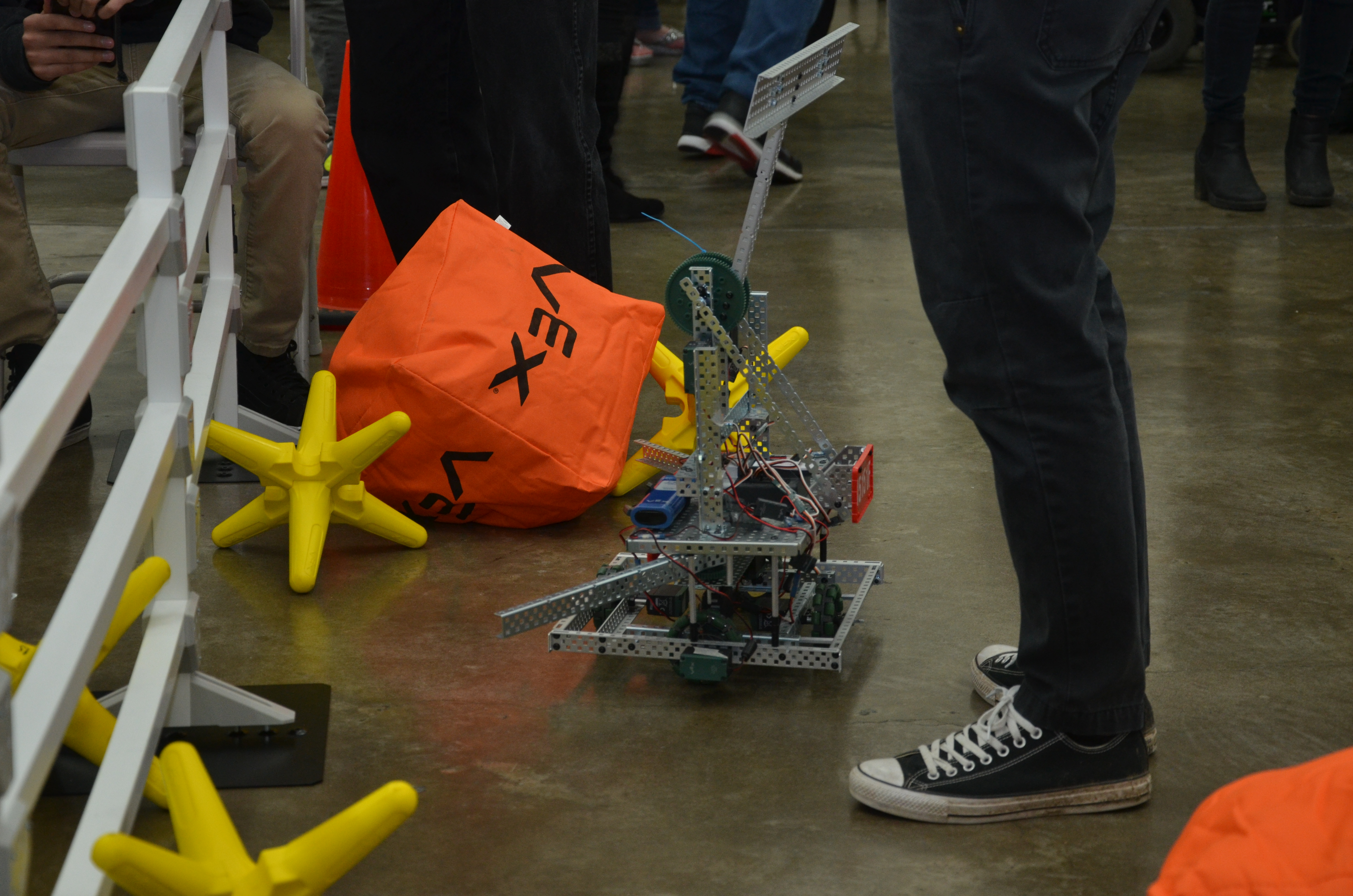 Robotics at Map Your Future 2017