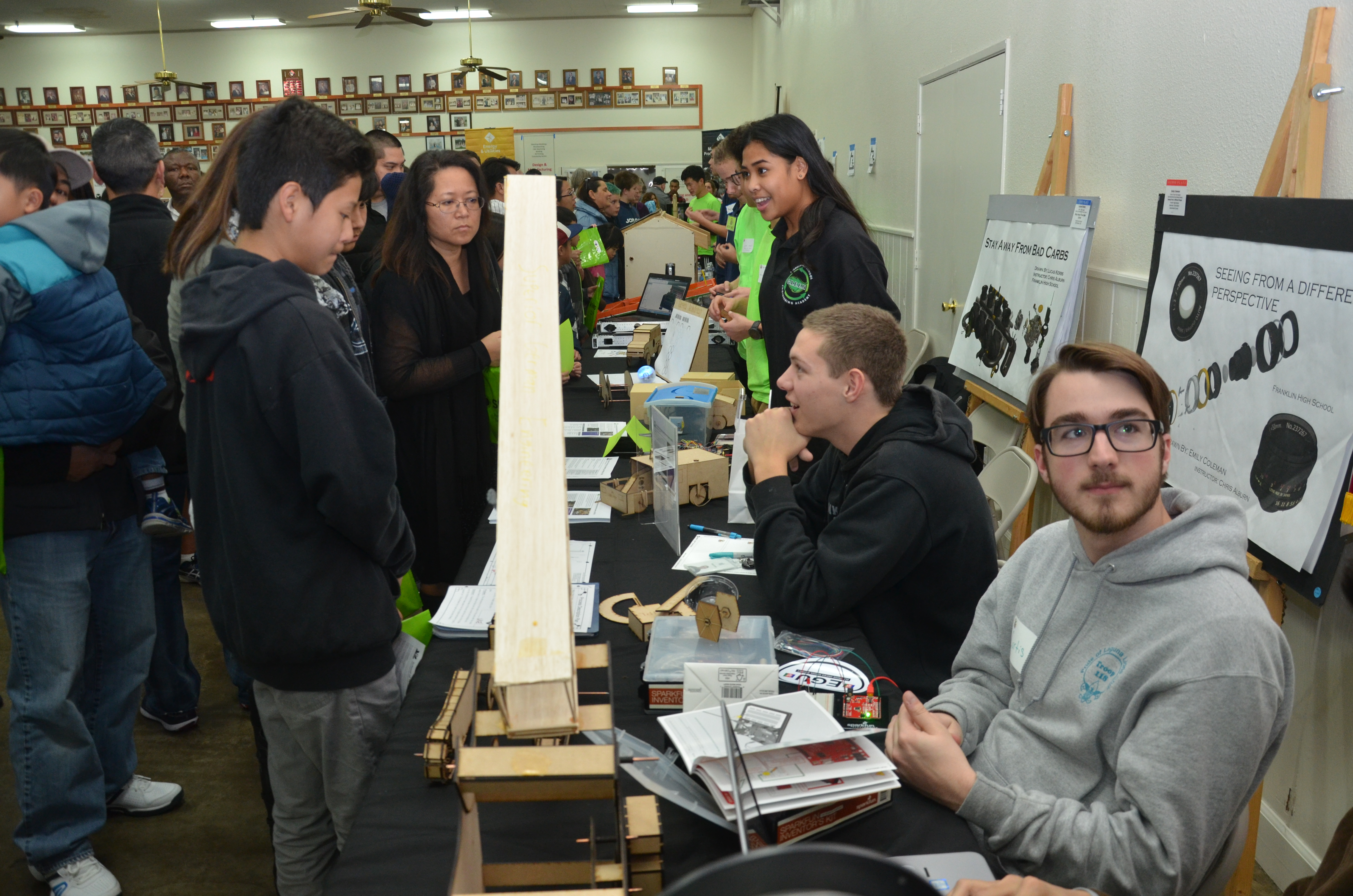 Engineering at Map Your Future 2017