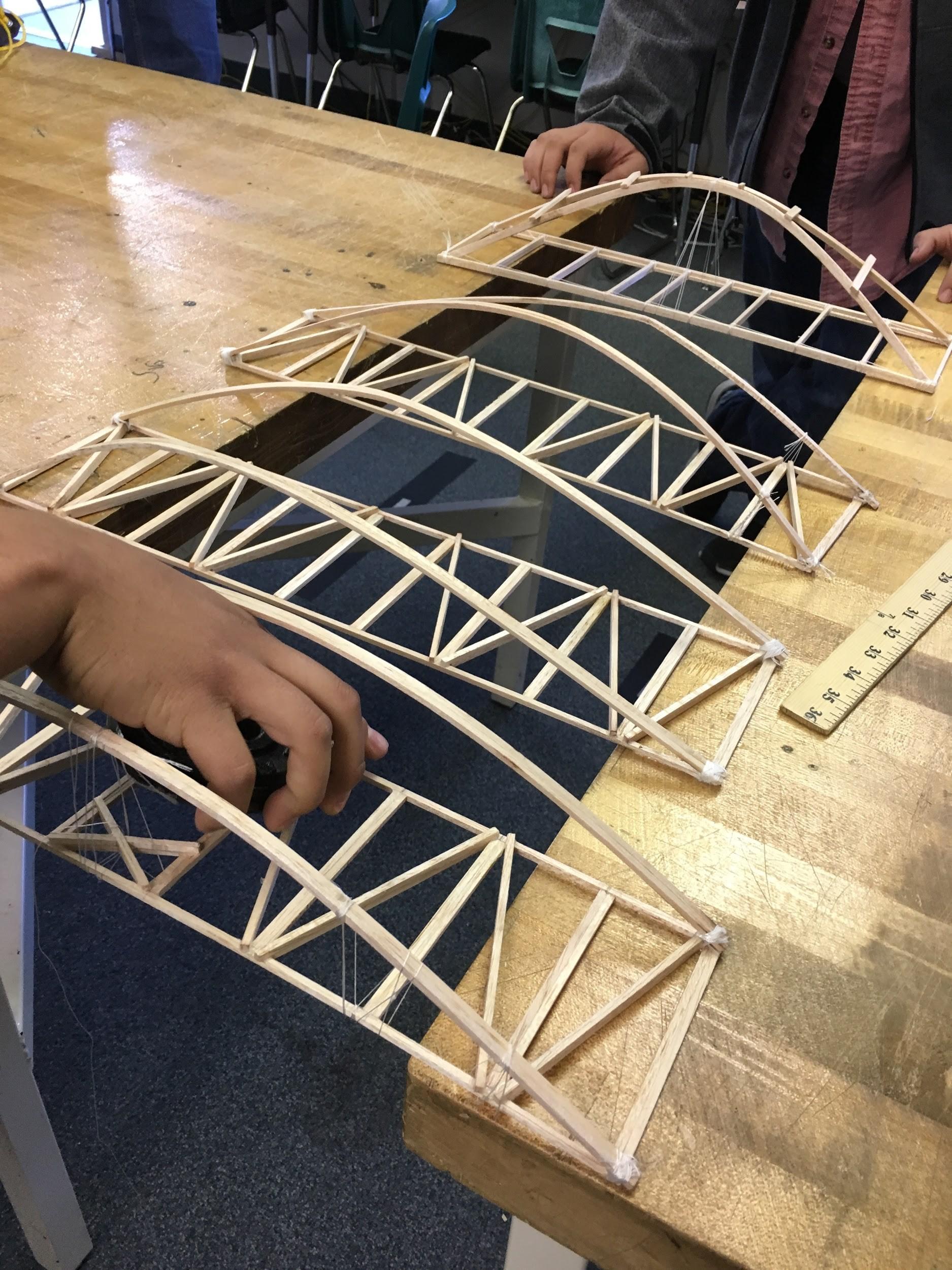 Testing the bridge_1