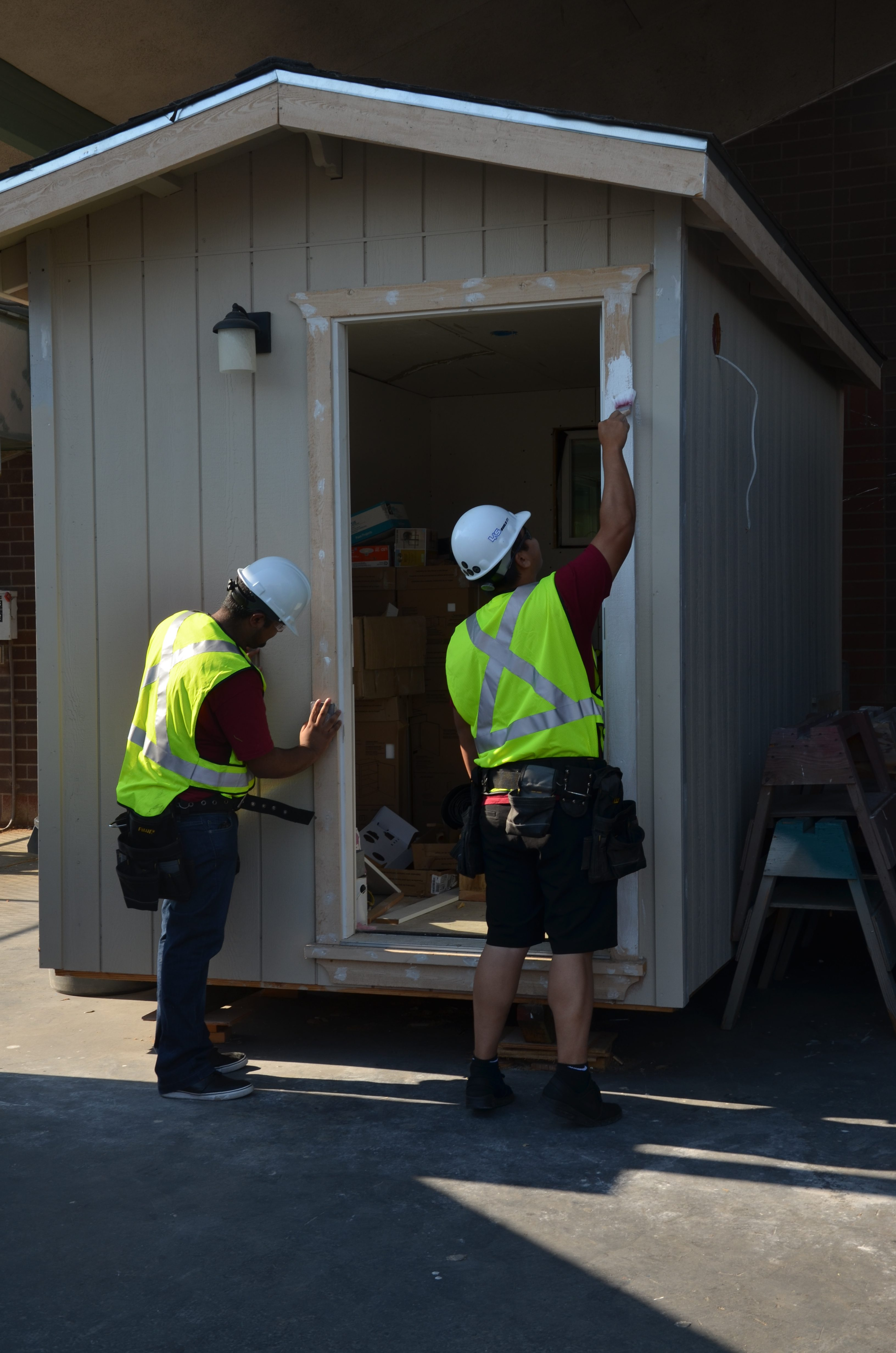 LCHS Tiny House