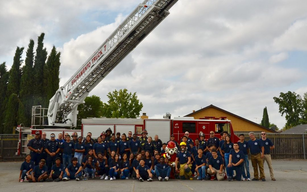 Valley High School Launches Fire and Emergency Services Pathway
