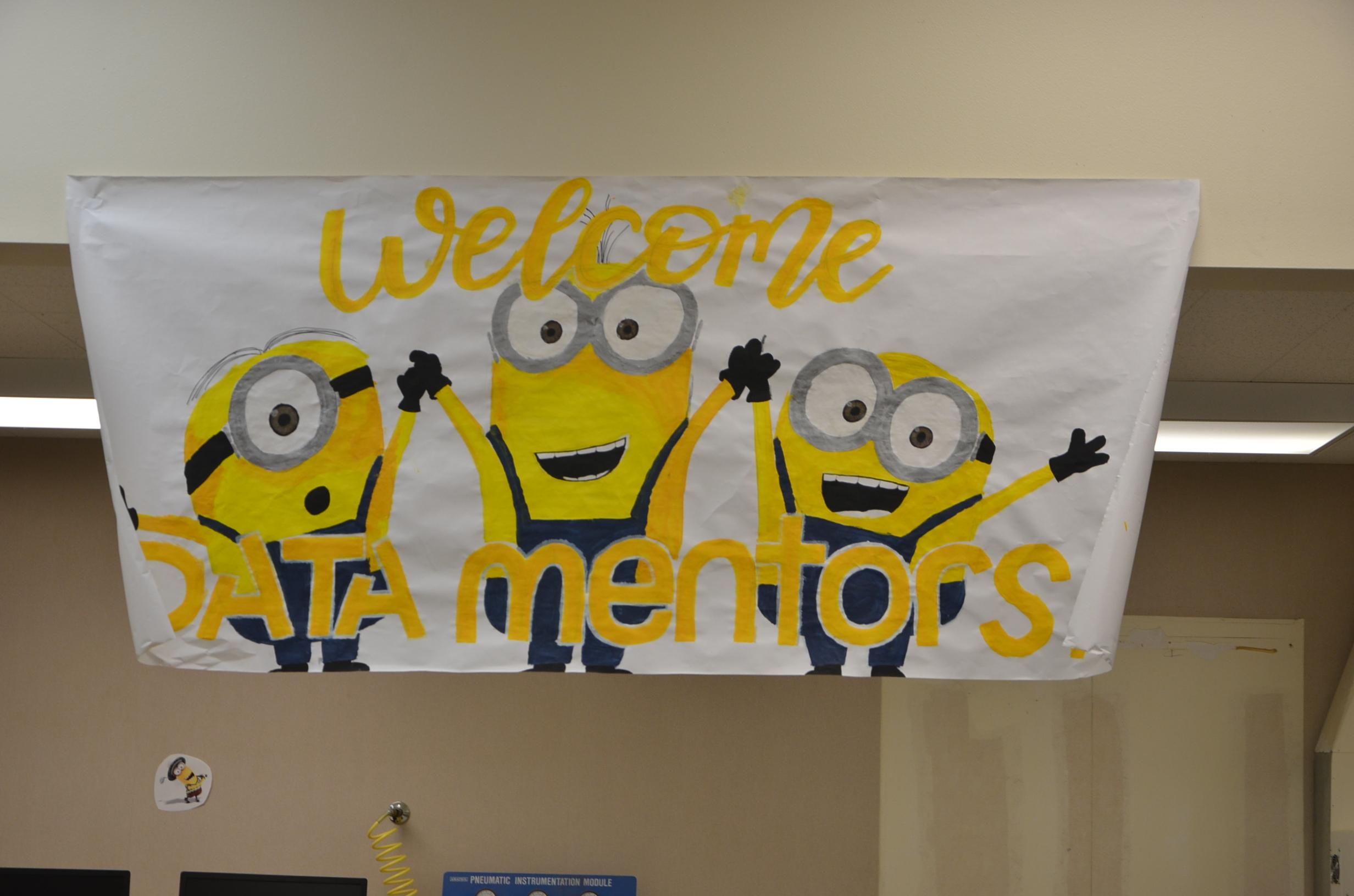 DATA 2018 Mentor/Mentee Day