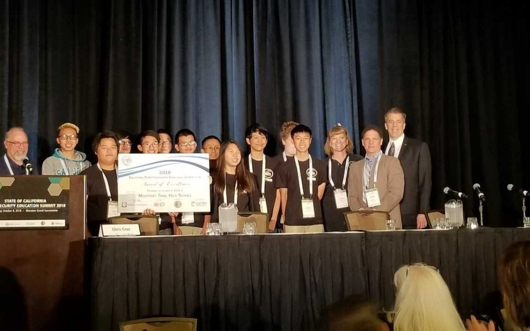 DATA Academy Recognized at State of California Cybersecurity Summit